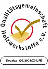 Kovalex deska tarasowa kompozytowa certyfilat jakości
